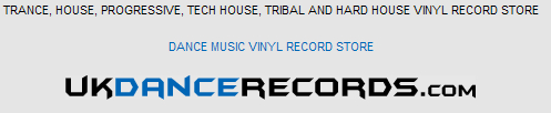 Trance,House,Progressive,Tech House,Tribal and Hard House Dance Music Vinyl Record Store